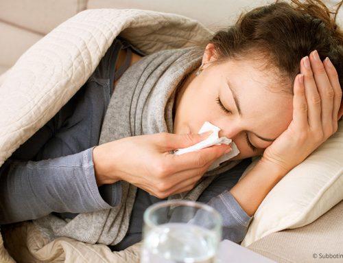 Grippeschutzimpfung ab Oktober